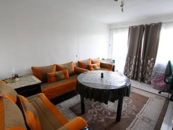 Appartement 3 pièces 60,02 m2