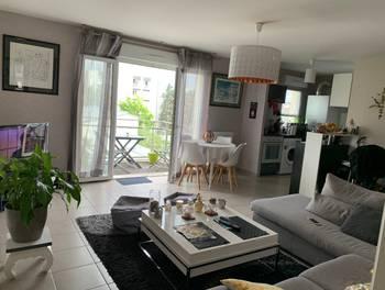 Appartement 2 pièces 50,35 m2
