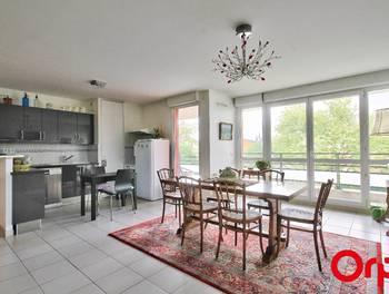 Appartement 5 pièces 100,52 m2