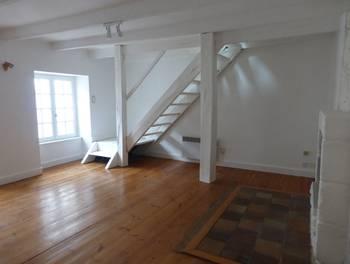 Appartement meublé 3 pièces 54,01 m2