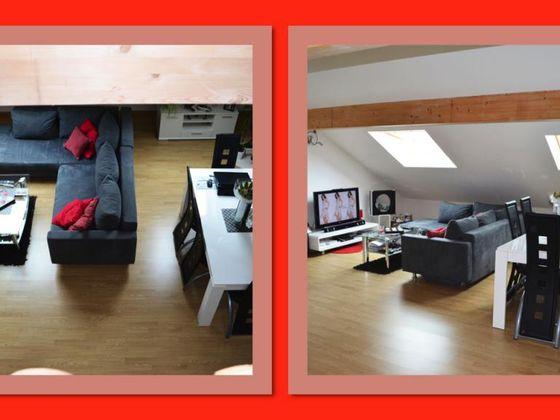 Location appartement 3 pièces 104 m2