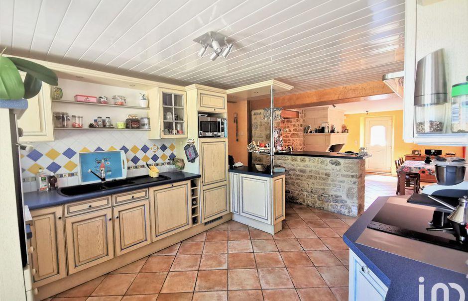 Vente maison 6 pièces 140 m² à Négreville (50260), 204 000 €