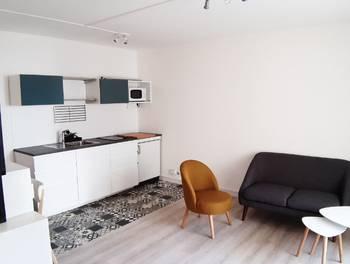 Studio meublé 33,63 m2