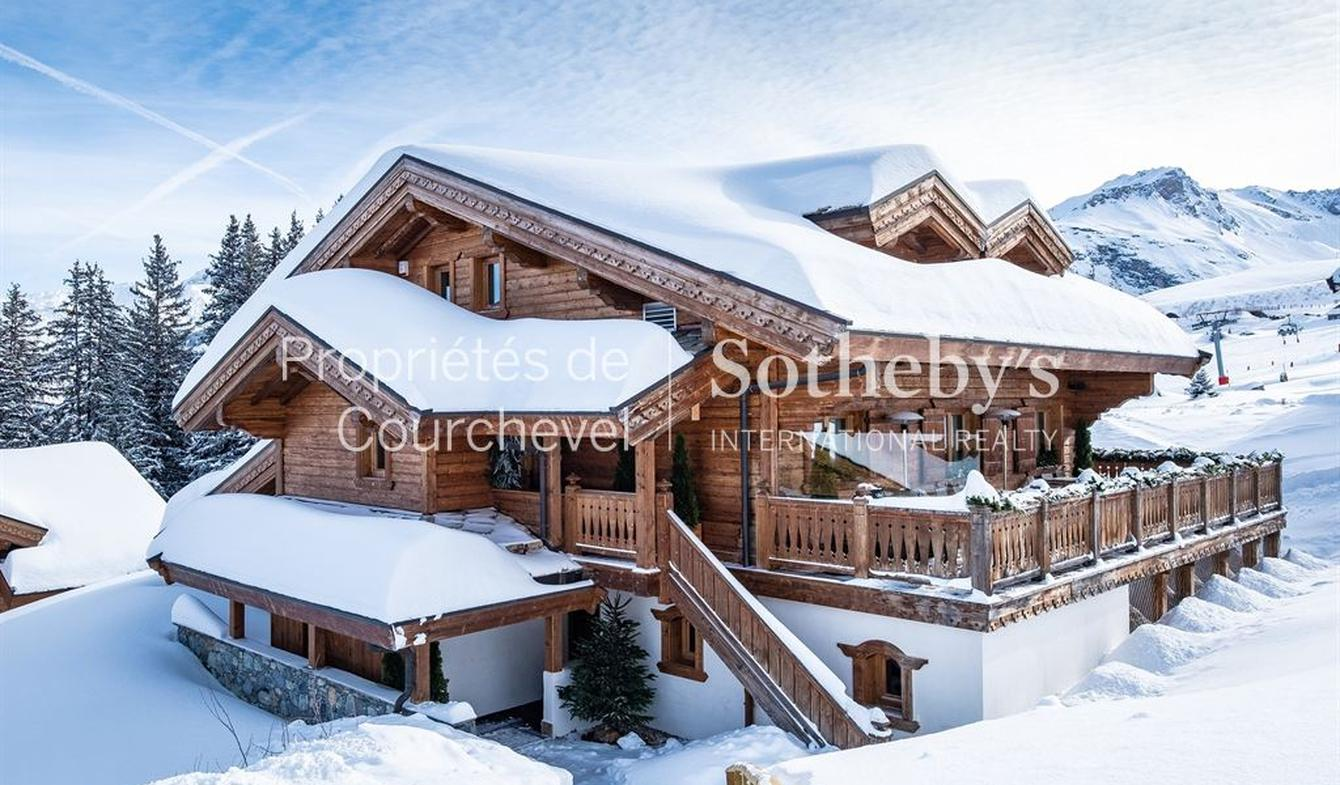 Chalet Courchevel