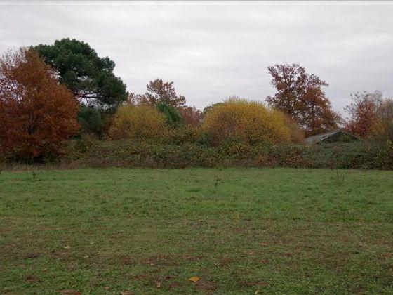 Vente terrain 1301 m2