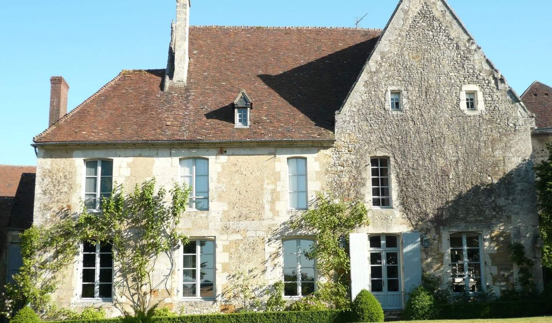 Maison avec jardin et terrasse Mortagne-au-Perche