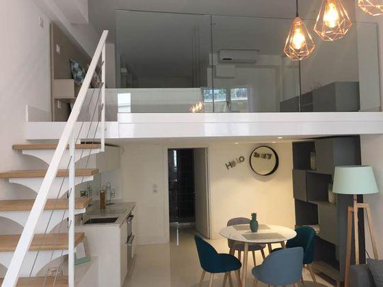 Vente duplex 2 pièces 52 m2