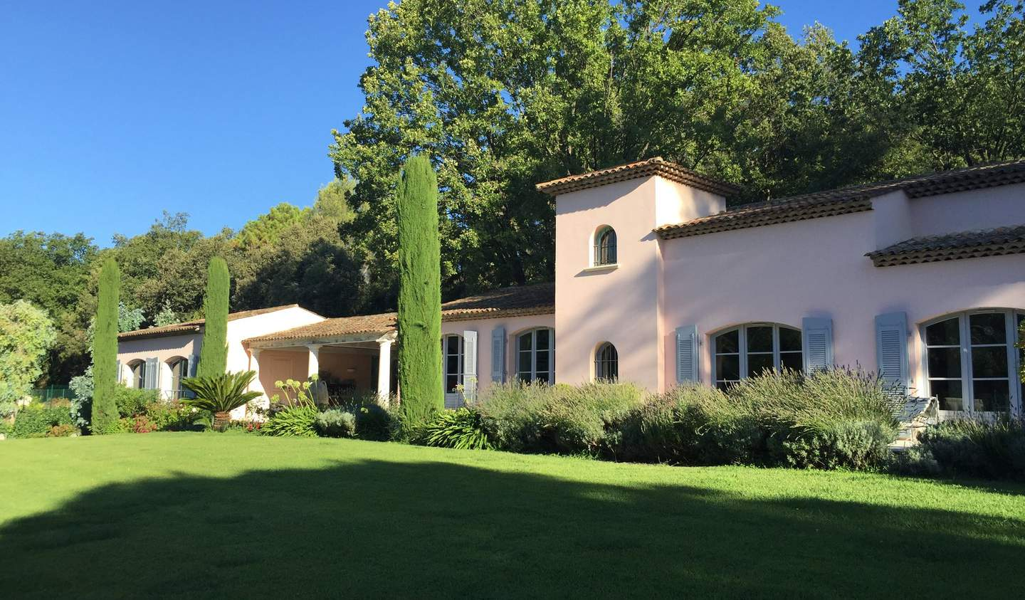 Villa with pool and garden La Colle-sur-Loup