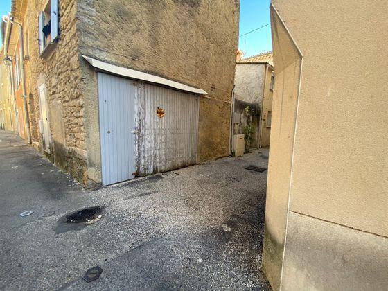 Vente parking 18,3 m2