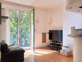 Appartement 2 pièces 35,66 m2