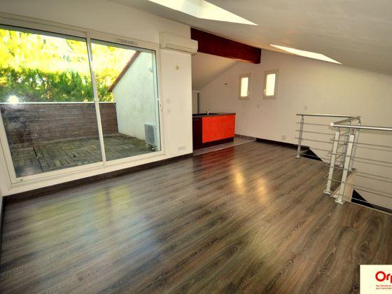 Vente appartement 3 pièces 58,61 m2