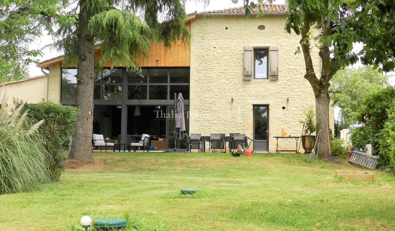 Propriété avec piscine Saint-Emilion