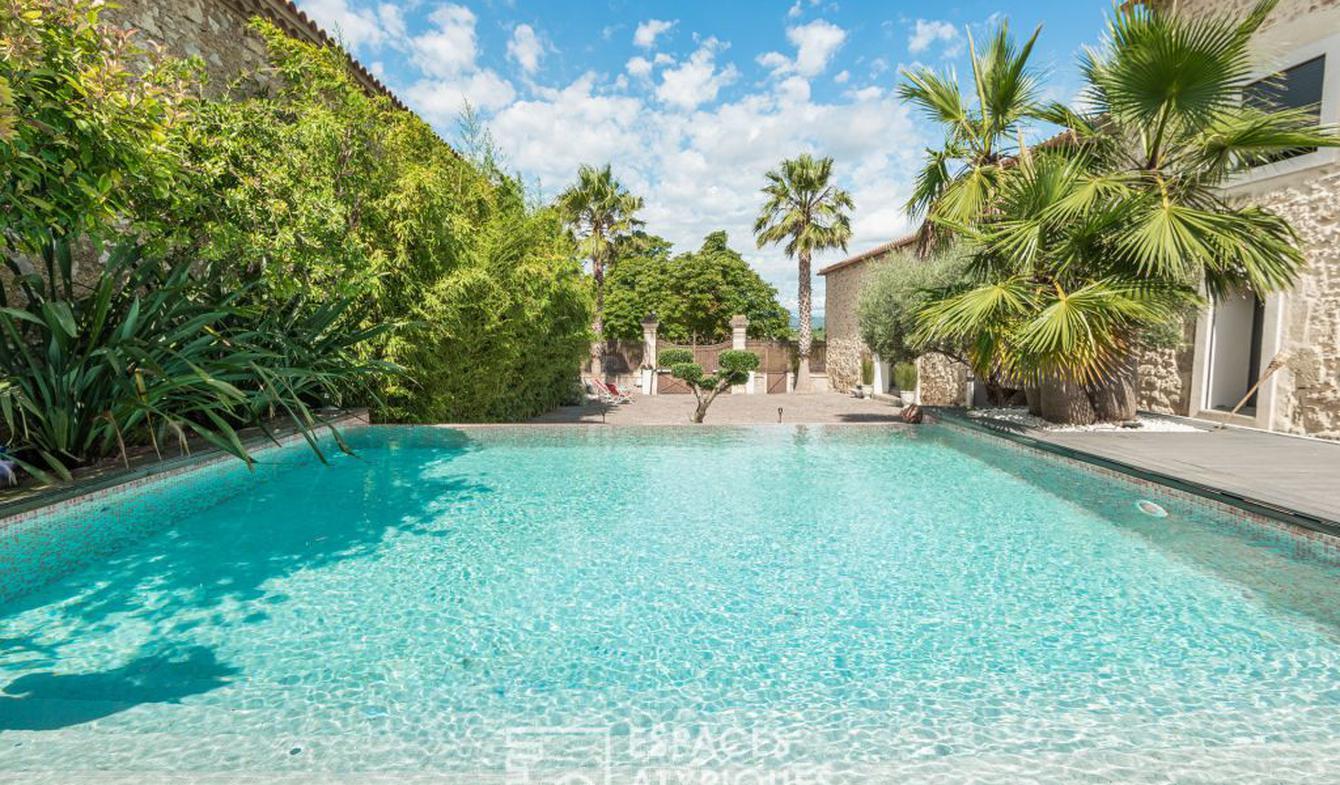 Maison avec piscine Beziers