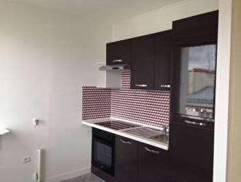 Appartement 2 pièces 40,36 m2