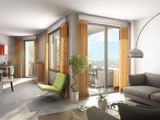 vente Appartement 3 pièces 65 m2 Montpellier
