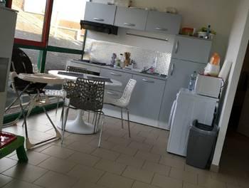 Appartement 2 pièces 47,2 m2
