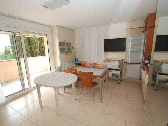 Location appartement meublé 3 pièces 44,8 m2