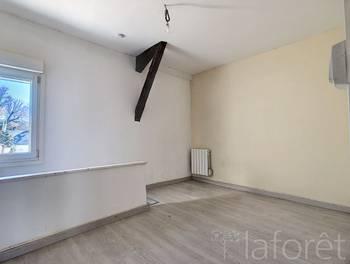 Appartement 2 pièces 54,76 m2
