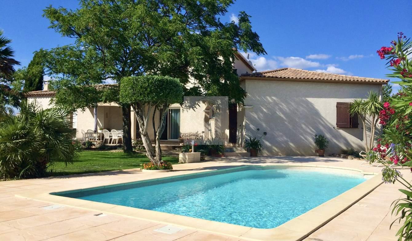 Villa avec piscine et terrasse Lieuran-lès-Béziers