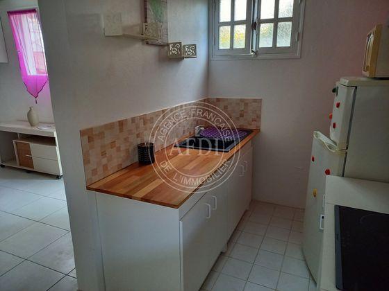 Location appartement meublé 2 pièces 41,3 m2