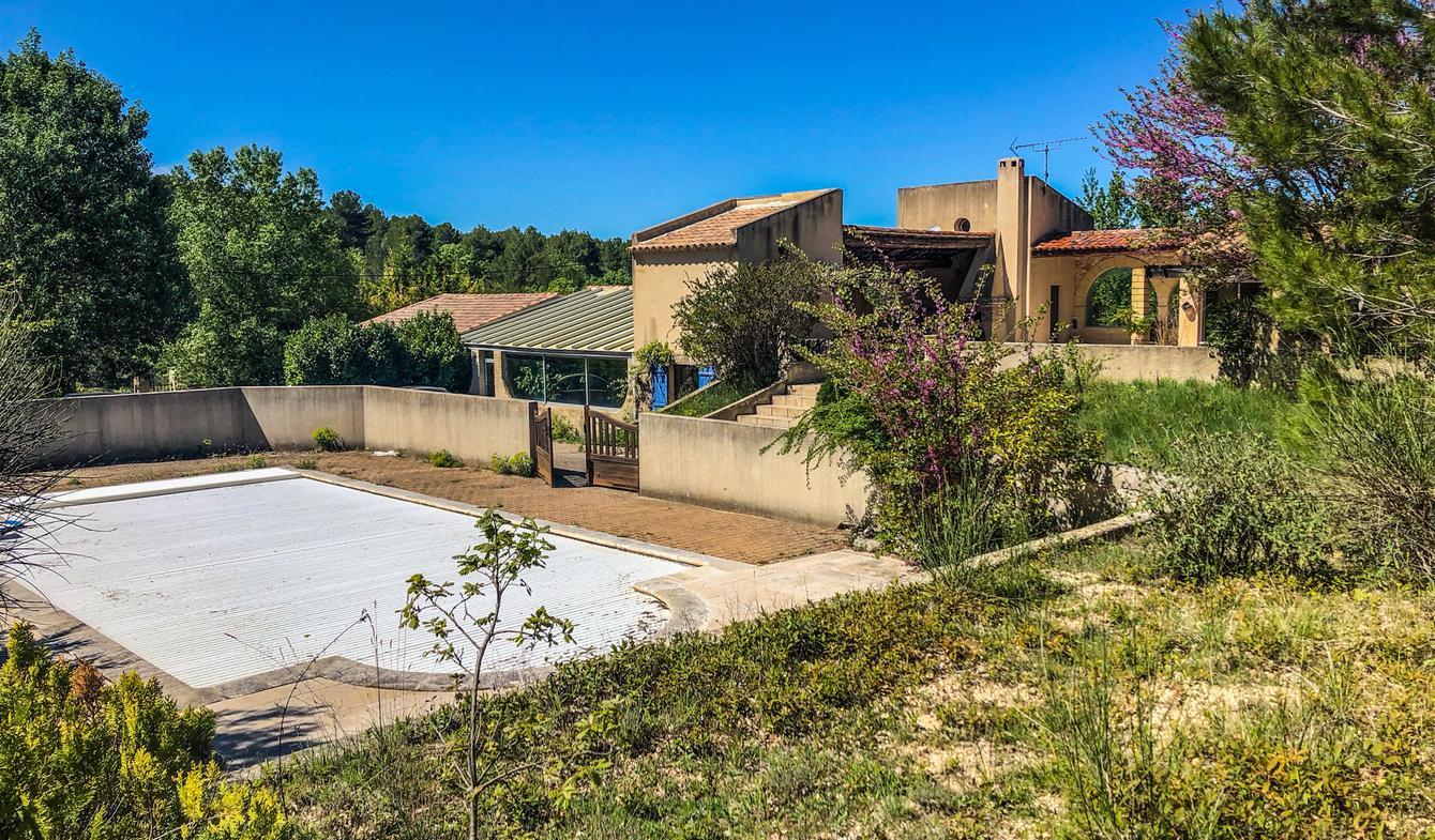 Maison avec piscine Le Puy-Sainte-Réparade