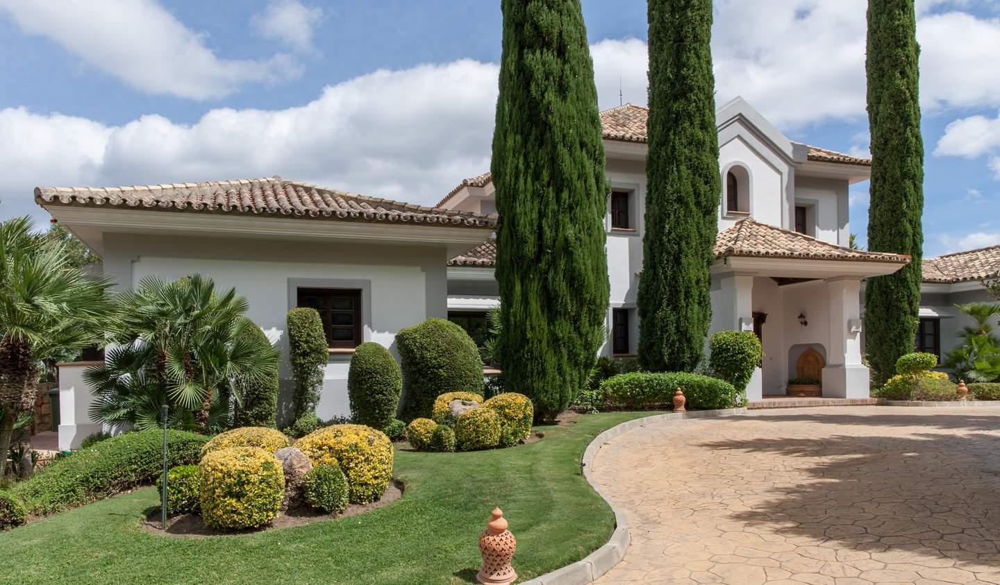 Property with pool MARBELLA