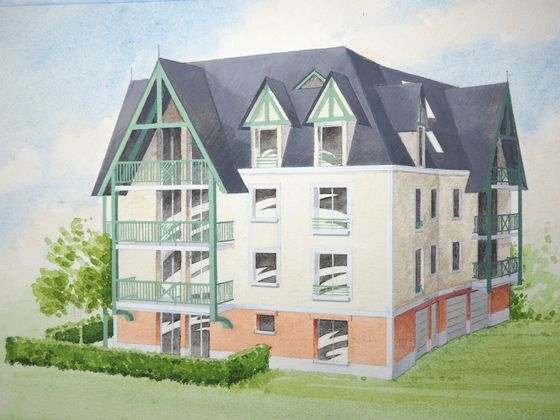 Vente appartement 2 pièces 44,79 m2