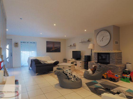 Vente maison 4 pièces 107 m2