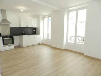 Appartement 3 pièces 45,81 m2