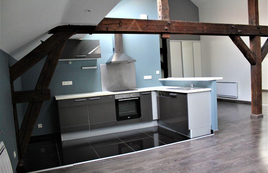 Location  appartement 3 pièces 95 m² à Saint-Quentin (02100), 690 €