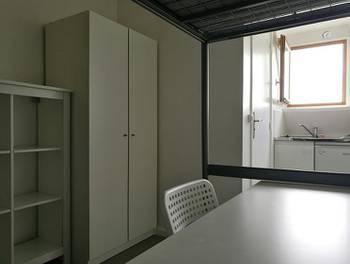 Studio meublé 11 m2