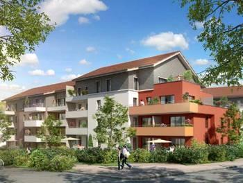 Appartement 2 pièces 42,85 m2