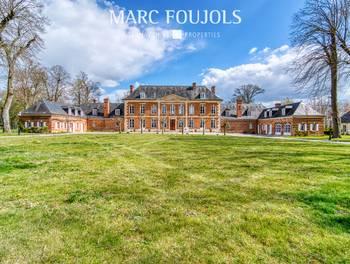 Château 20 pièces 1250 m2