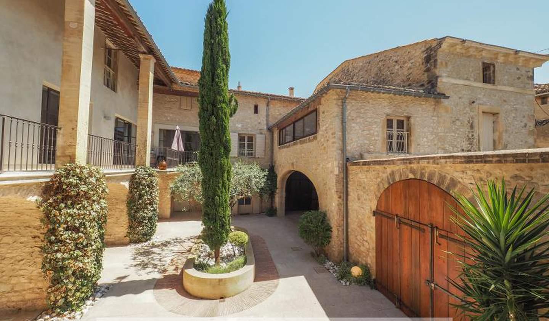 House with terrace Uzès
