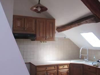 Appartement 3 pièces 38,7 m2