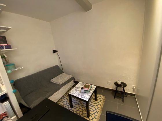 Location studio meublé 15,55 m2