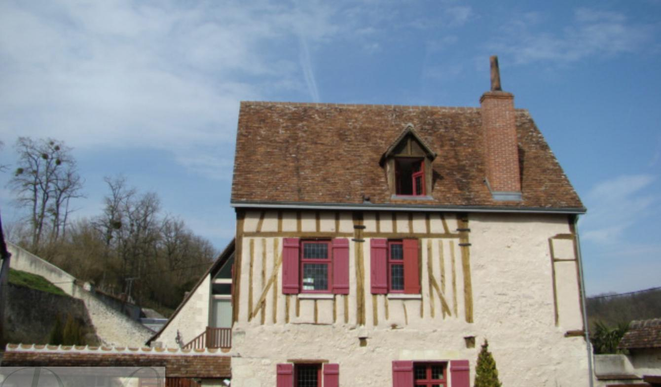 Property with pool Amboise