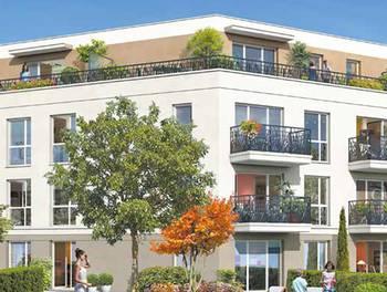 Appartement 3 pièces 54,87 m2