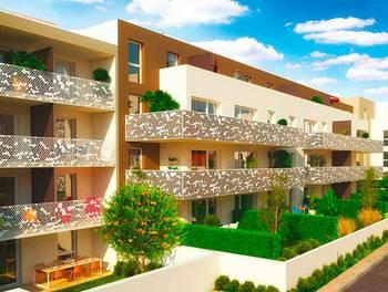 Appartement 2 pièces 41,11 m2