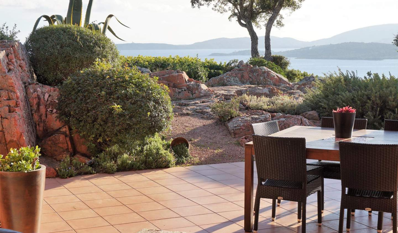 Villa avec piscine et terrasse Sainte lucie de porto vecchio