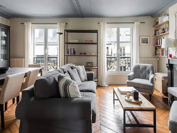 Appartement meublé 2 pièces 50,38 m2