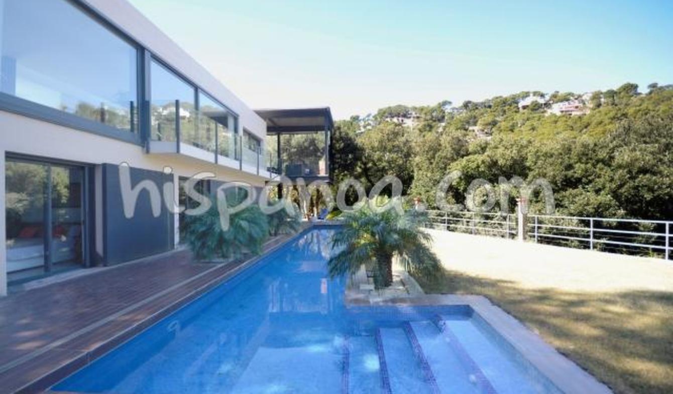 Villa avec piscine et terrasse Begur