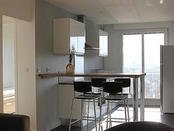 Appartement meublé 5 pièces 87 m2