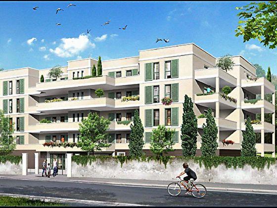 Vente appartement 2 pièces 56,02 m2