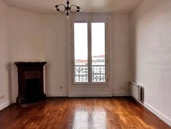 Appartement 2 pièces 40,47 m2