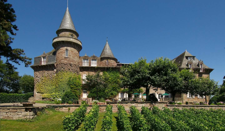 Castle Brive-la-Gaillarde