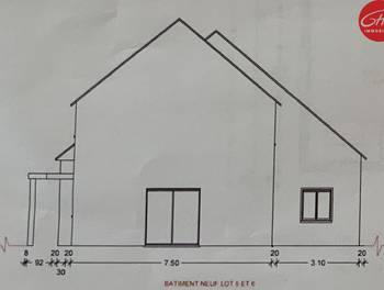 Maison 5 pièces 86,5 m2