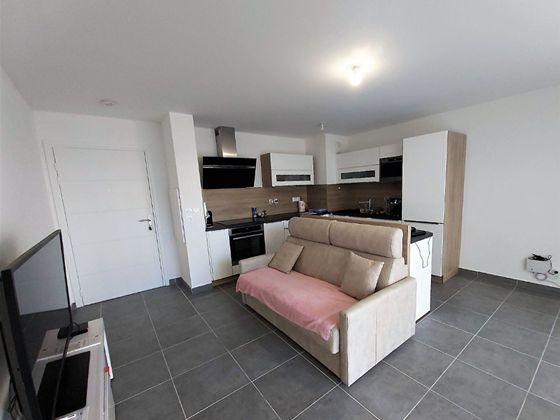 Vente appartement 2 pièces 43,15 m2