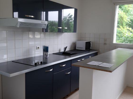 Location appartement 2 pièces 43,92 m2