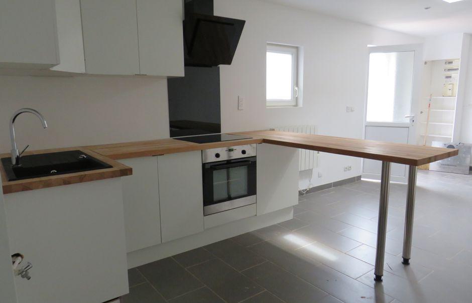 Location  maison 3 pièces 50 m² à Etampes (91150), 869 €
